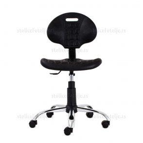 Laboratorijska stolica 1290 Nor Cr