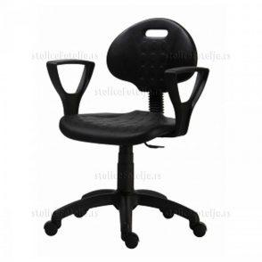 Laboratorijska stolica 1290 Nor LX
