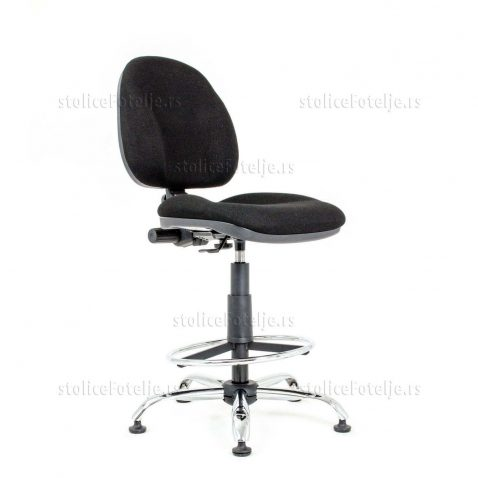 Laboratorijska stolica Doc Ergo Ring