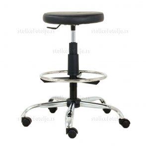 Laboratorijska stolica 1030 Zon Tap Cr Ring