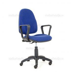 Daktilo stolica 1080 Mek Ergo