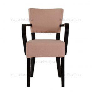 Restoranska fotelja G501