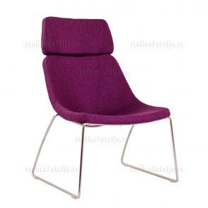 Klub fotelja Soft PDH